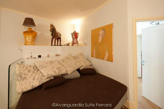Avanguardia Luxury Rooms & Suite: Common Space