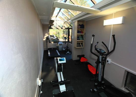 Hazelwood House: Gym