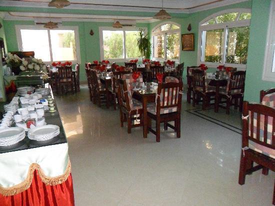 Dahab Hotel: Restaurant