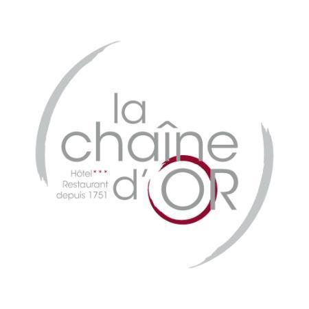 Logo la cha ne d 39 or picture of hotel restaurant la for Chaine hotel restaurant