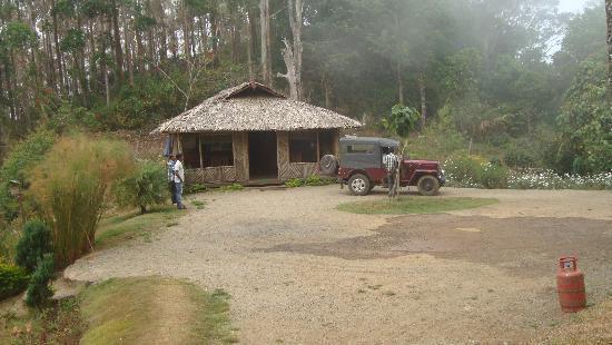 Nature Zone Resort : Reception