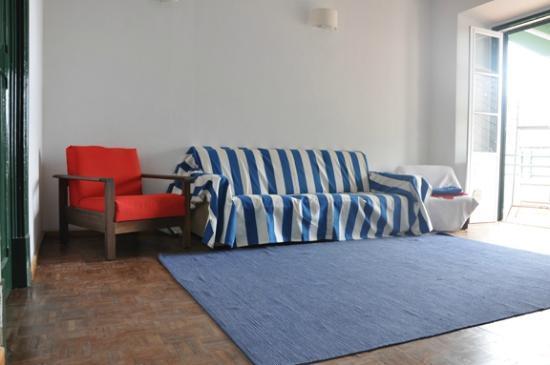 Villa Joaninha: Living room