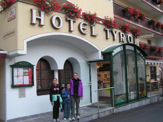 Hotel Picture Of Hotel Tyrol Pfunds Tripadvisor