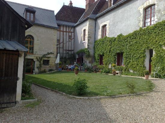 Le Moulin Des Landes: Centre
