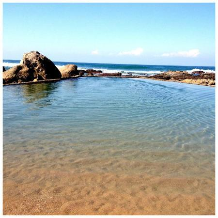 Coral Tree Colony B&B: Southbroom's Tidal Pool