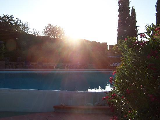 Villa del Pino, Swimming Pool, Sunrise