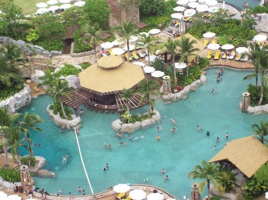 Centara Grand Mirage Beach Resort Pattaya View From Room