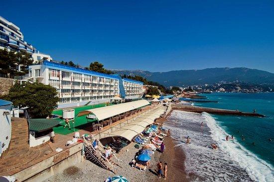 Levant Eco Hotel : Hotel Facade