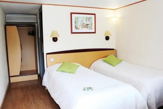 Campanile Saumur : Les chambres