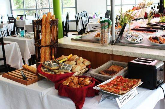 Campanile Saumur: Le buffet