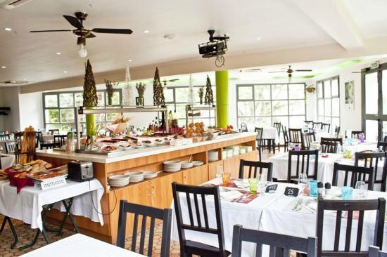 Campanile Saumur: Le restaurant