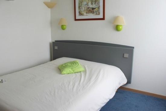 Campanile Saumur: Les chambres