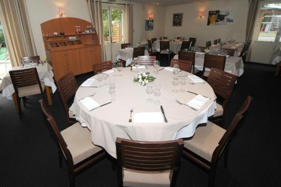 Inter-Hotel Ambacia : Le restaurant