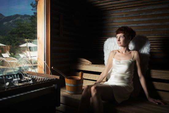 Wellnesshotel Engel: Himmlischer Urlaub auf 6000m² Wellnessfläche