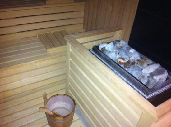 Hotel Lo Zodiaco: sauna