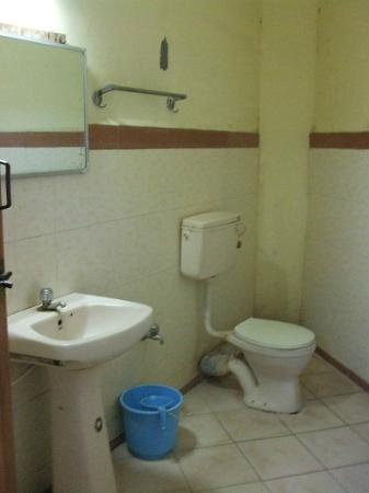 Bathroom Picture Of Ttdc Hotel Tamil Nadu Tiruchirappalli
