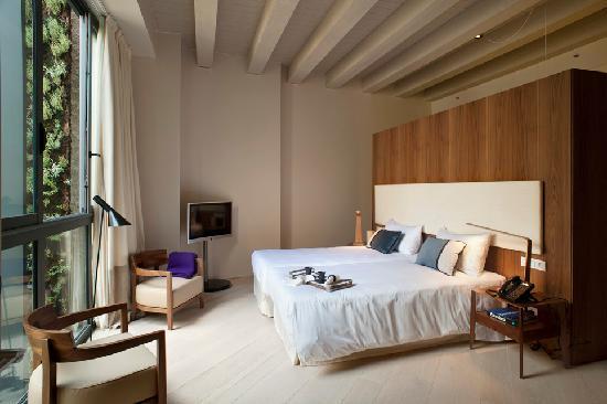 Mercer Hotel Barcelona: Habitación Deluxe Twin