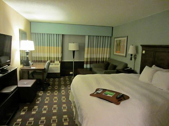 Hampton Inn White Plains / Tarrytown: Updated & comfortable