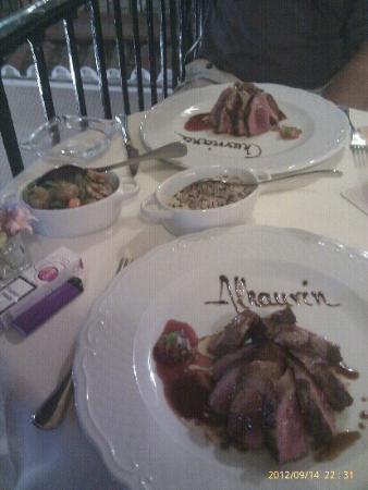 Casa-Gecko Marbella : Steak, lots of steak