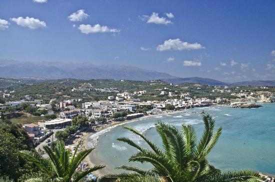 Villa Dina: Our sea view