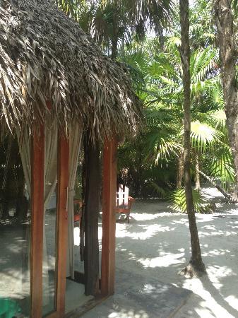 Ixchel Playa & Cabanas: Cabana