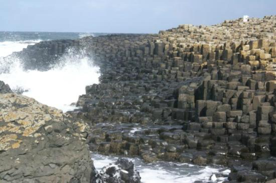 Giant's Causeway : Just one of the many views of the causeways!
