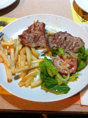 Grilled Black Pork