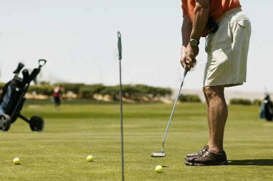 Hotel Boston: golf