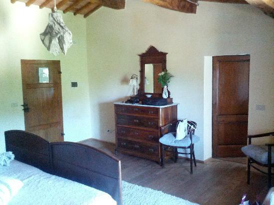 Villa Cicolina: Camera standard