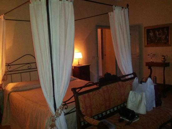 Villa Cicolina: Suite