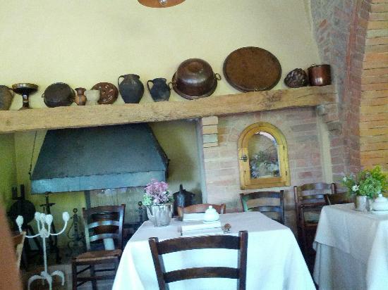 Villa Cicolina: Ristorante