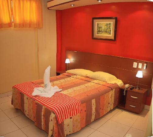 La Posada de Lobo Hotel & Suites: Habitacion Simple