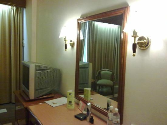 Hotel Sandakan : Deluxe room