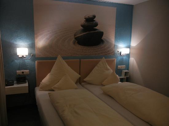 Hotel Garni Fels: Doppelzimmer