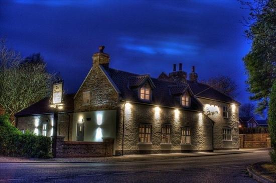 Holbeach, UK: The Chequers, Gedney Dyke