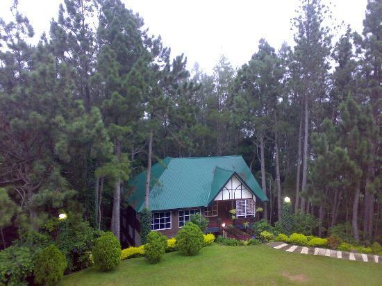 Mount Kinabalu Heritage Resort & Spa : spa and treatment center