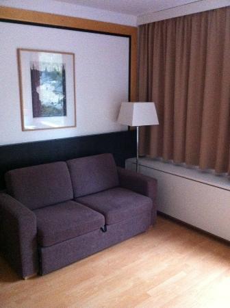 Hotel Korpilampi: suite junior