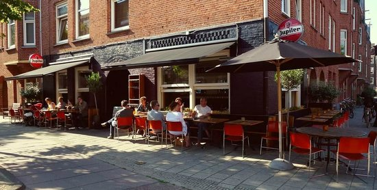 Photo of French Restaurant Reuring at Lutmastraat 99, Amsterdam 1073 GR, Netherlands