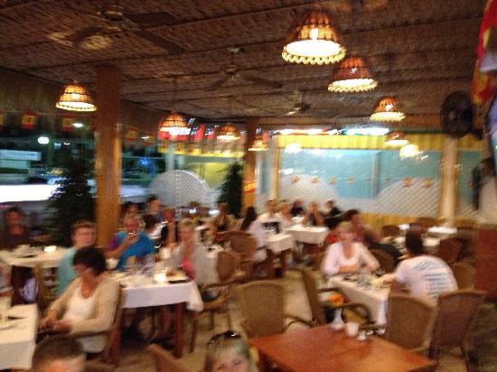 Restaurante S' Albufera: Restaurante