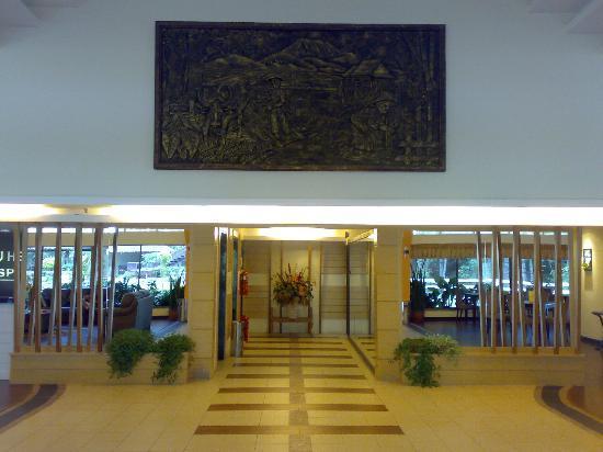 Mount Kinabalu Heritage Resort & Spa : lobby