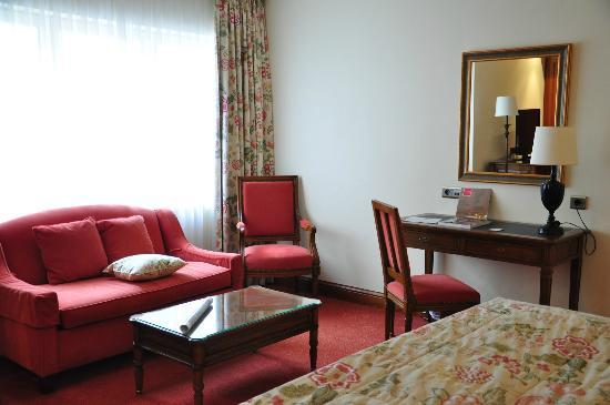 Marivaux Hotel: スタンダード予約だが、おそらくスイートにしてくれた