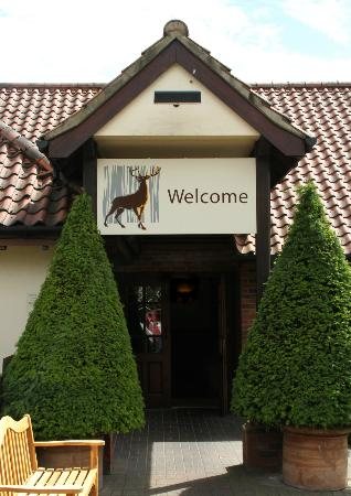 The Stag Bar: Welcome to Breckland Lodge
