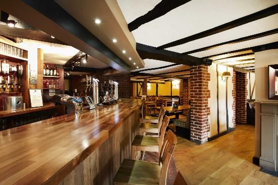 The Stag Bar: Our Bar