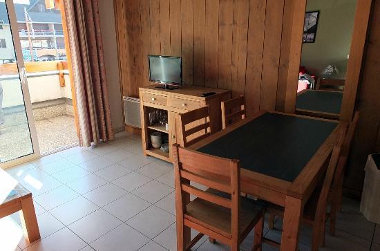 Residence L'Aigle Bleu : la salle à manger