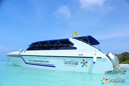 SeaStar Andaman - Day Tours