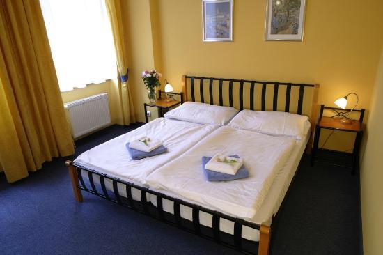 Hotel Boston: Double room