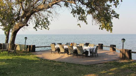Spurwing Island : Private breakfast celebration