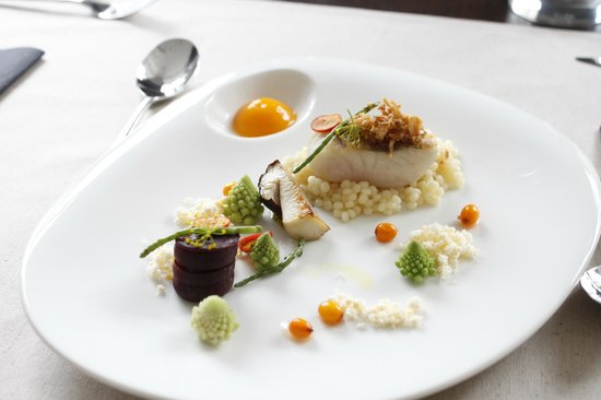 Lauro lapas: Pike purch with beets