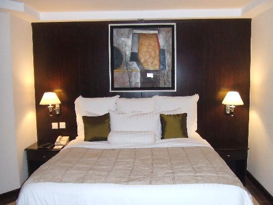 Islamabad Marriott Hotel: bedroom