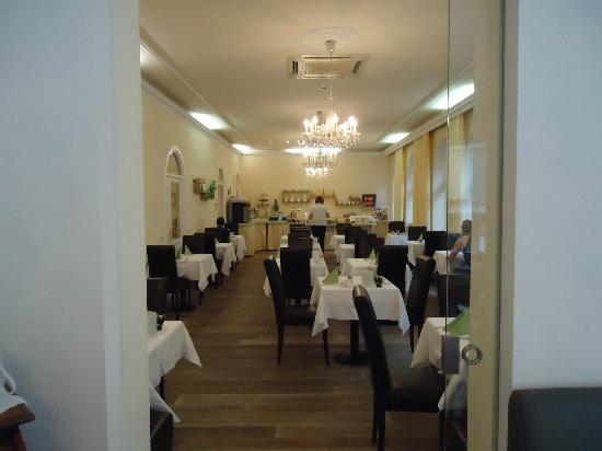 Hotel Beethoven Vienna: Breakfast hall